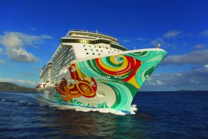 Norwegian Getaway at Sea